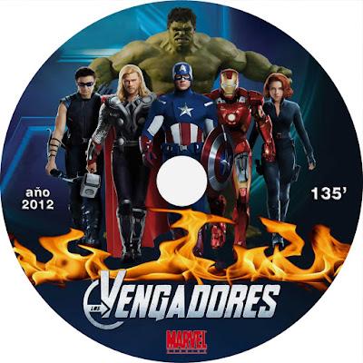 Vengadores - [2012]