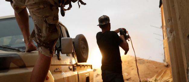 Λιβύη: Ο εμφύλιος πόλεμος και η ελληνική ΑΟΖ