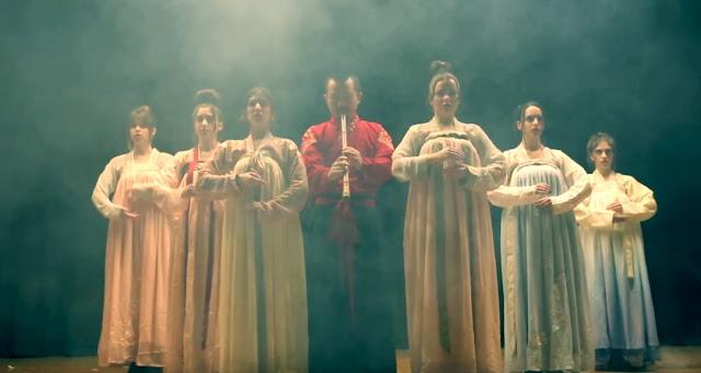 """""""Ο Κινέζικος πολιτισμός και το Διαπολιτισμικό Θέατρο"""" στο Ναύπλιο"""