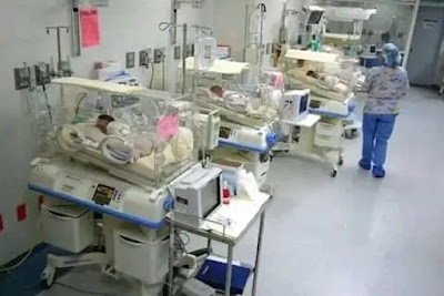 nonuplets: 25-12 months-outdated girl welcomes 9 infants in world document Nonuplets: 25-12 months-Outdated Girl Welcomes 9 Infants In World Document The babies kept in incubators in Morocco