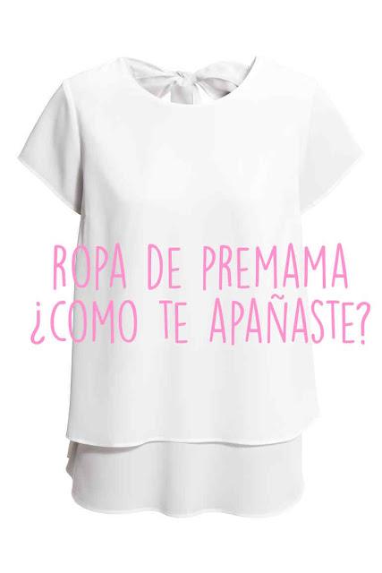 ROPA DE PREMAMÁ DE H&M itmum