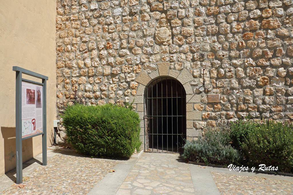 Bodega de la Muralla de Hita