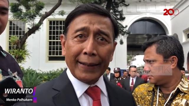 Wiranto: Penembak di Kerusuhan 21-22 Mei Mungkin Tak Bertuan