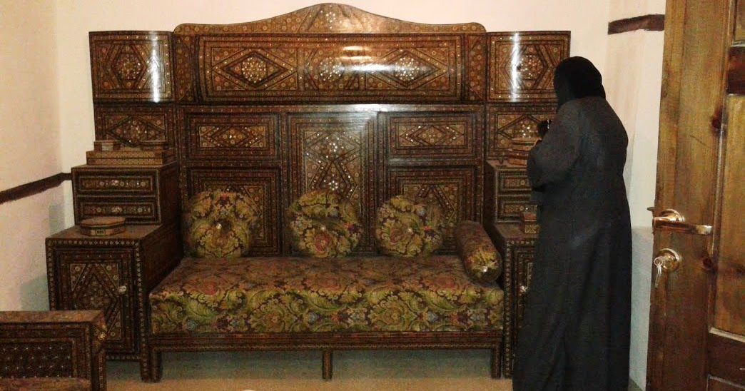 Jeddah Daily Photo Our World Jeddah 39 S Elegant Antique Seating
