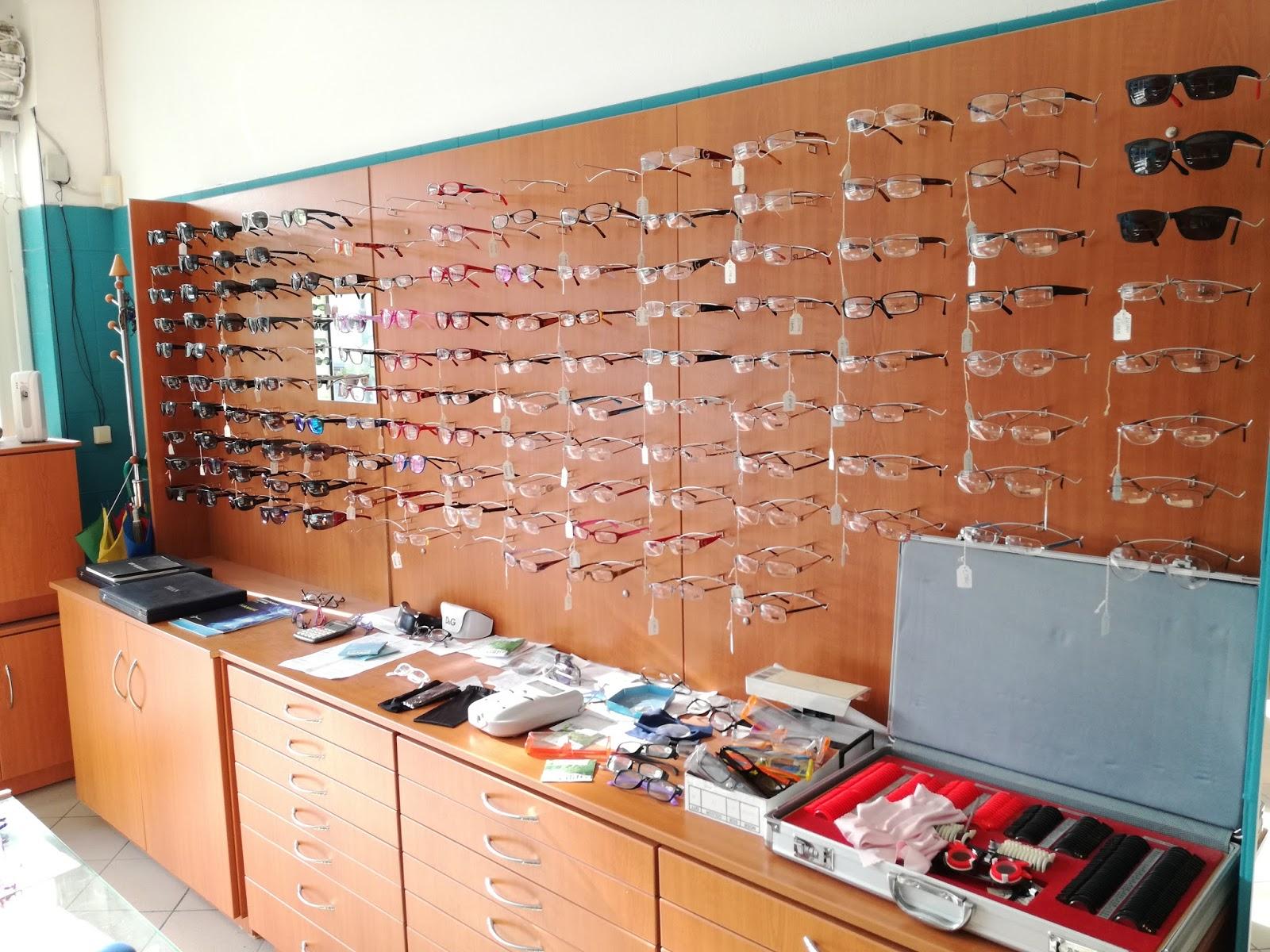f9bdc38f0c Στο κατάστημα μπορείτε να βρείτε μεγάλη ποικιλία από γυαλιά ηλίου και  οράσεως. Επίσης διατίθενται και εφαρμόζονται φακοί επαφής για όλες τις  διορθώσεις και ...