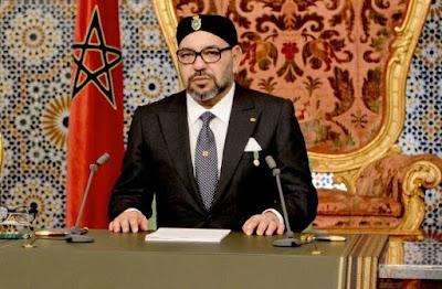 Le Roi Mohammed VI reçoit le ministre Emirati des Affaires étrangères à Fès