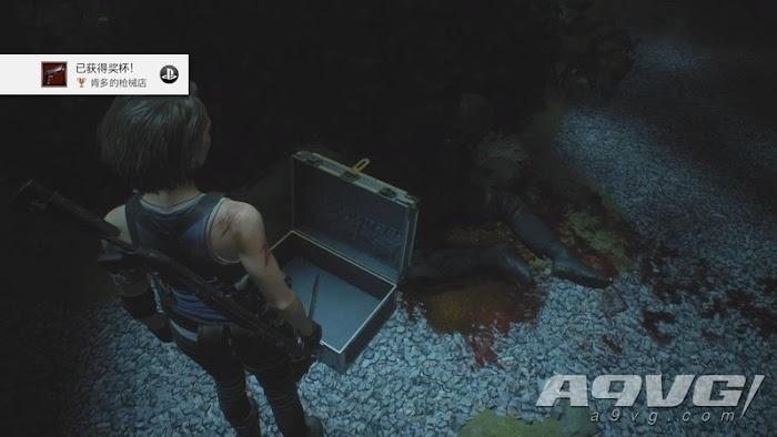 惡靈古堡 3 重製版 全可收集武器攻略   娛樂計程車