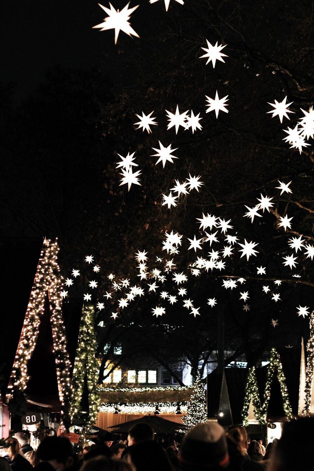 Cologne Markt der Engel Christmas market