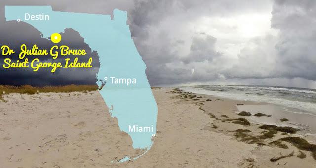 Die Schönsten Strände Florida's - Dr Julian G Bruce Saint Georg Island