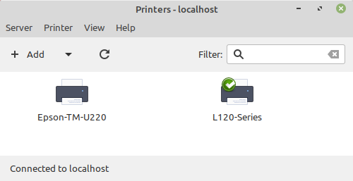 Install Driver Printer Tm U220 Linux Mint Java Php Laravel Linux Mysql Sql Bootstrap Html Css Query