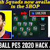 Download eFootball PES 2020 Mod Apk (Unlimited Money) Android - Latest Version