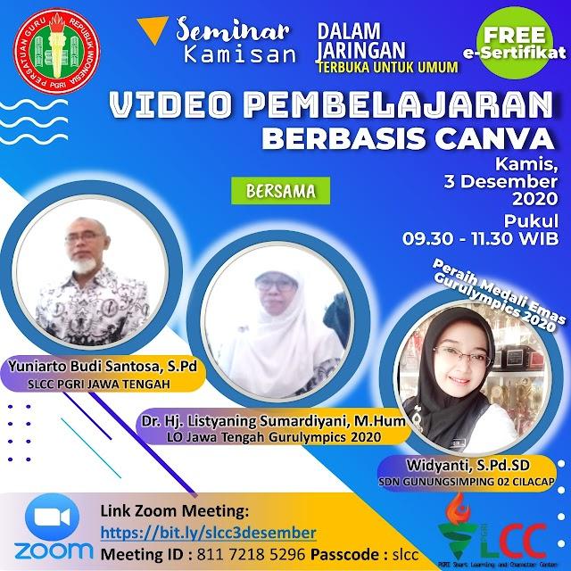 Membuat Video Pembelajaran