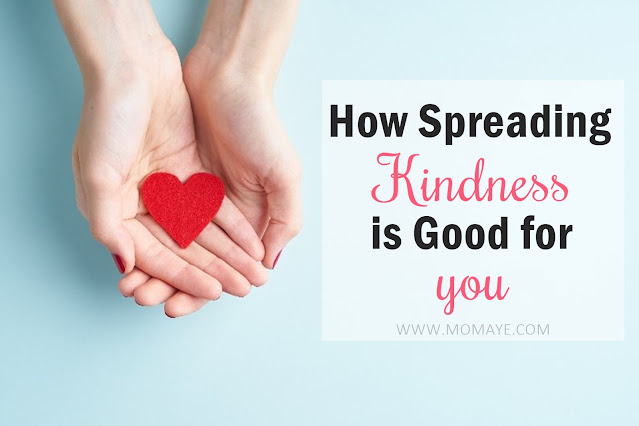 How Spreading Kindness Is Good for You