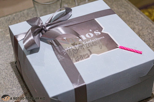 Nono's Specialty Cakes and Confections - Box