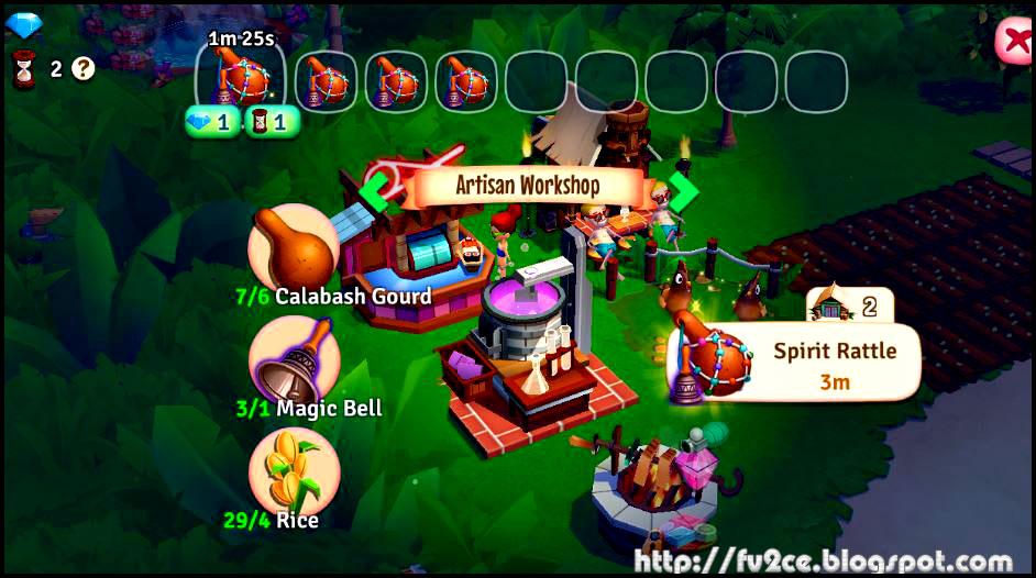 Farmville Tropic Escape Halloween 2016 Guide