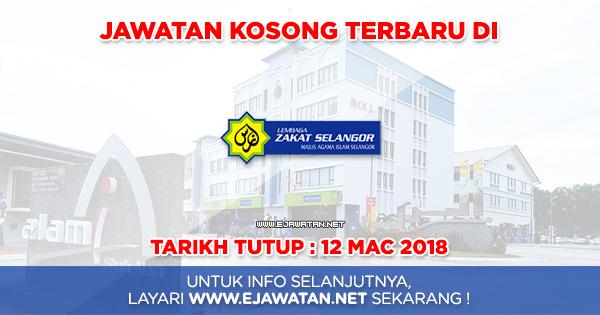 jawatan kosong terbaru kerajaan 2018