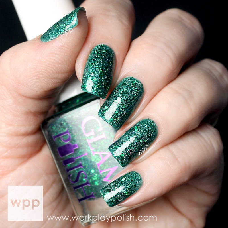 Glam Polish Conjuring from the Cast a Spell Collection