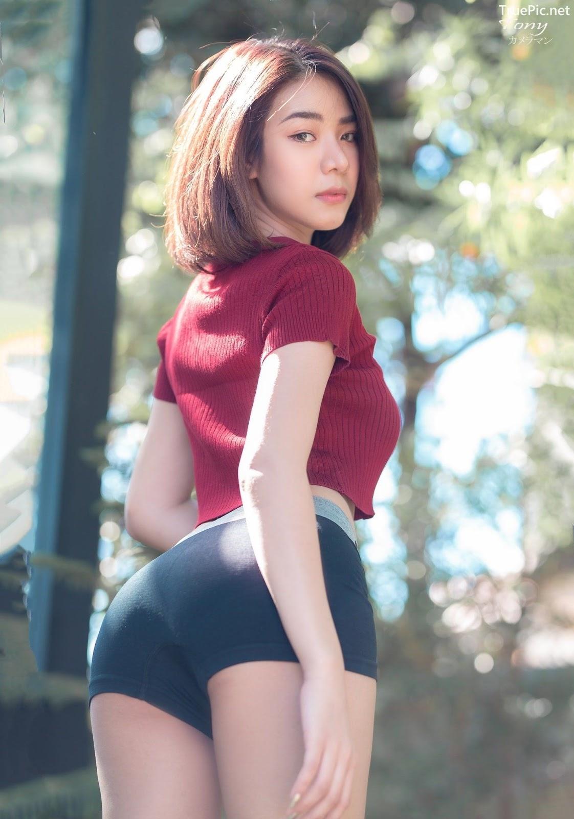 Image Thailand Model - Giekao Klaoruethai - CK Female Boxer - TruePic.net - Picture-8