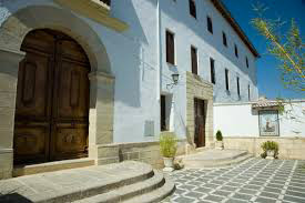 Cycling in Andalucia, visit a convent to buy sweets