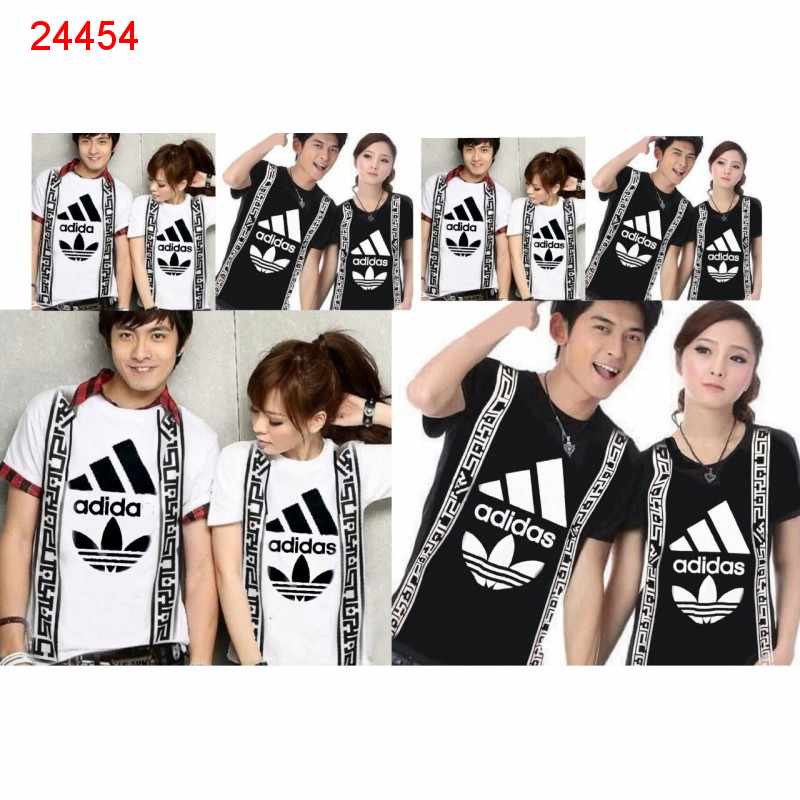 Jual Baju Couple Adidas Selendang - 24454
