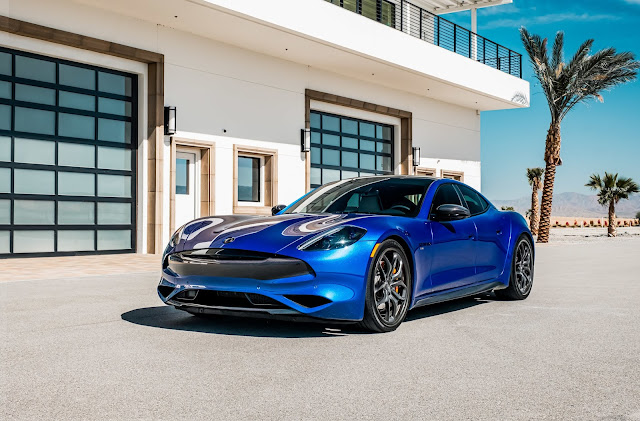Karma Automotive Announces New Sports And Performance Packages For The 2020 Revero GT