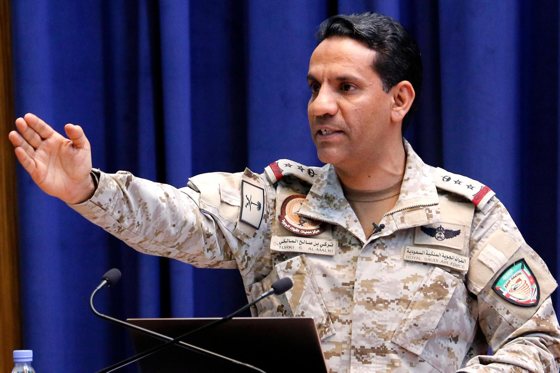 Saudi Air Defence intercepts three ballistic missiles launched by Houthi militia
