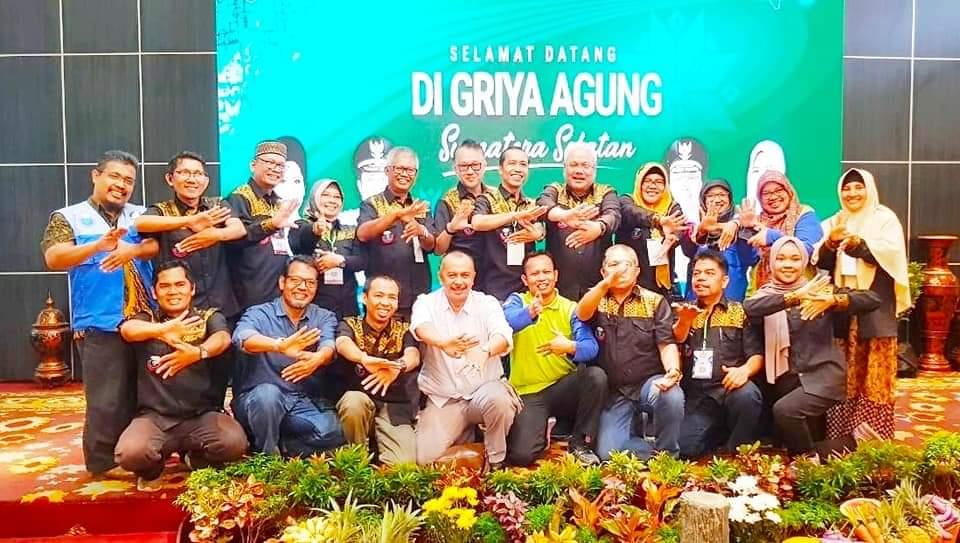 ARM HA-IPB Hadiri Festival Buah dan Pertanian Unggulan Sumsel