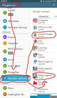 Cara buat akun mobile legend lebih dari 1 pada hp