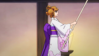 ワンピースアニメ 987話 ワノ国編   ONE PIECE