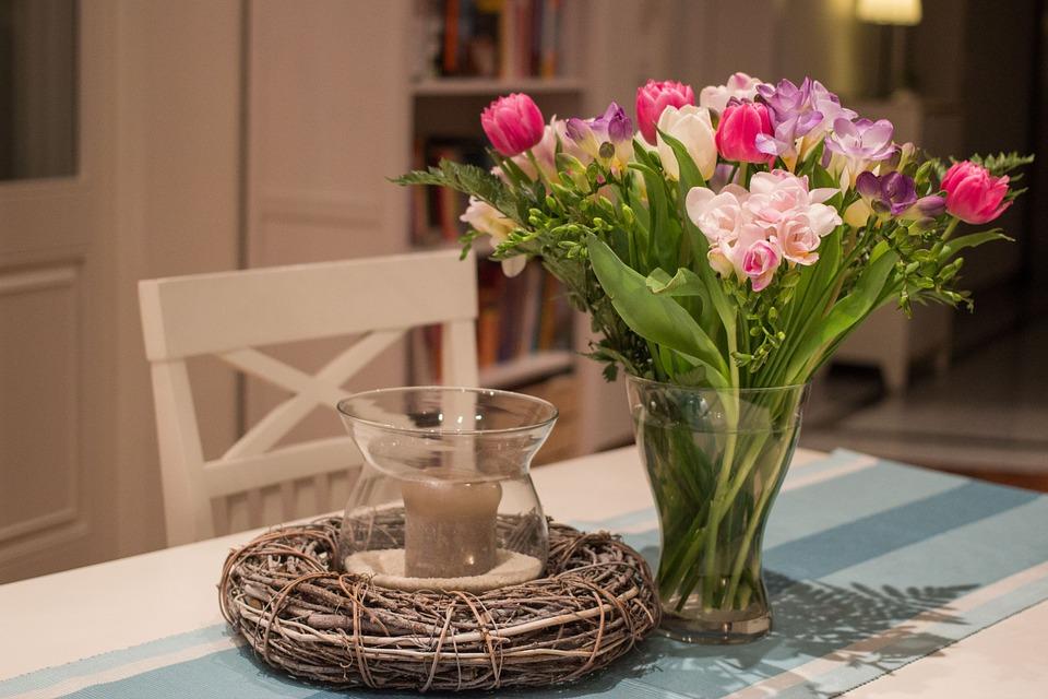 Flores artificiales decoracion for Plantas artificiales decoracion