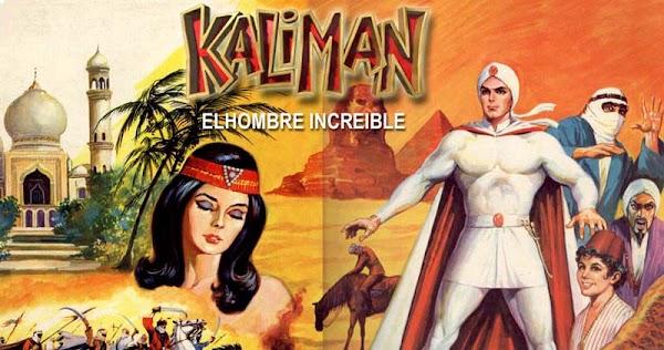Kaliman | Colección completa en PDF (1308 Historietas)