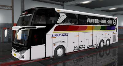 Sinar Jaya Jetbus 3 UHD