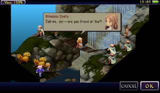 Salah satu game RPG tactic yang sangat seru dari banyak sekali element di dalamnya Unduh Game Android Gratis Final Fantasy Tactics: The War of The Lions apk + obb