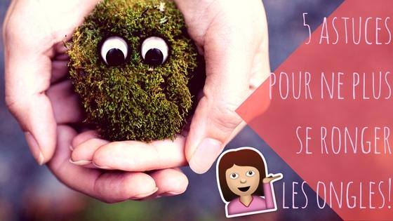 5 astuces pour arrêter de se ronger les ongles