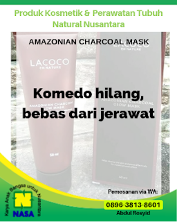 Amazonian Charcoal Glow Mask 50ml