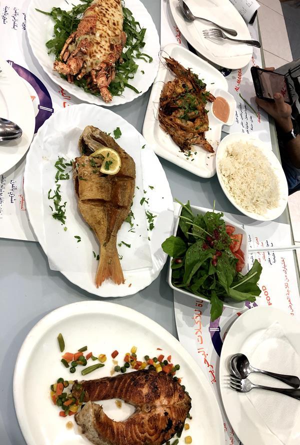 أفضل مطاعم المأكولات البحرية في الخبر