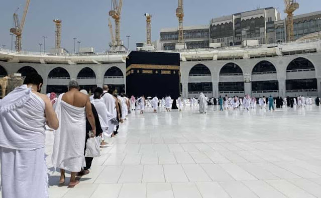 Tourist visa and Visit visa holders can perform Umrah after booking for Permit - Saudi-Expatriates.com