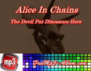 Alice In Chains Album The Devil Put Dinosaurs Here cover