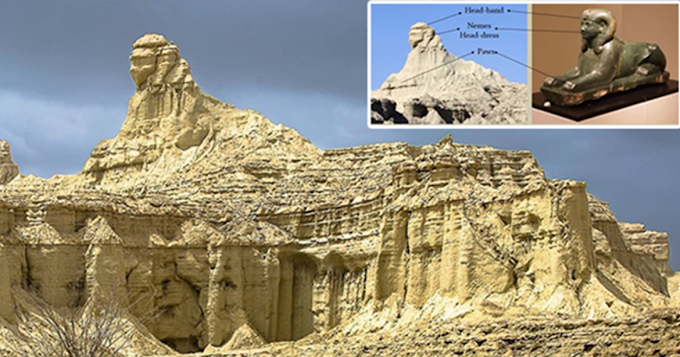 12,500-Year-Old Huge Sphinx Discovered in Pakistan – Denied by Modern Academia