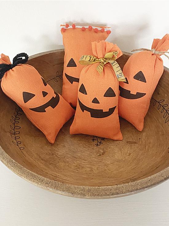 pumpkin bowl fillers