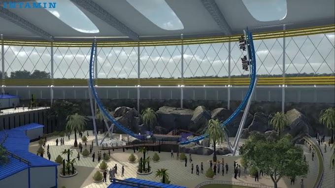 Intamin anuncia novos conceitos de Surf Coaster!