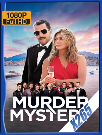 Murder Myster [2019] 1080P SubtituLada [HDR] [X265_ChrisHD]