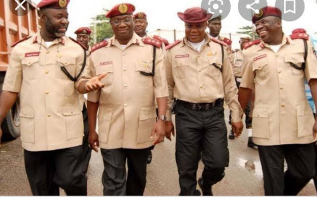 We've made 364,000 arrests, booked  36,463 offenders for 405,338 traffic infractions in the past nine months - Boboye, FRSC boss.