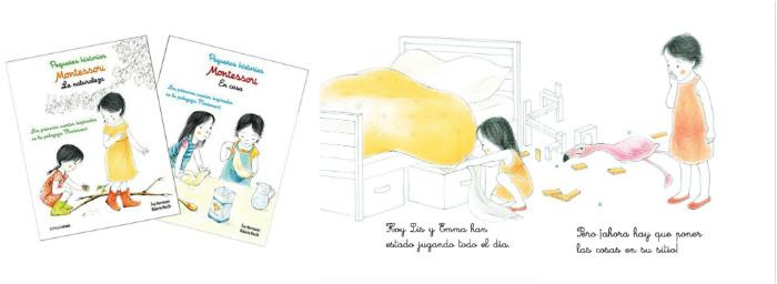 cuentos infantiles inpiracion filosofia educacion montessori pequeñas historias