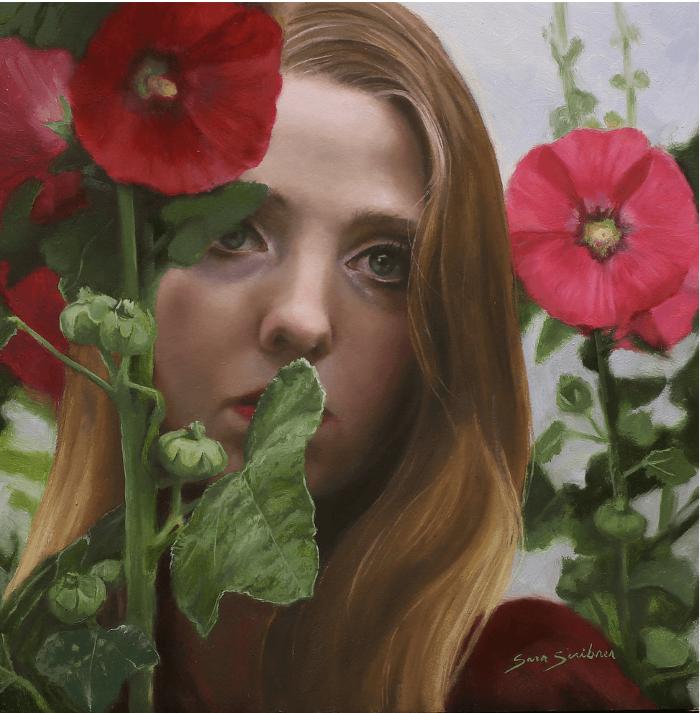 Язык художников и поэтов. Sara Scribner
