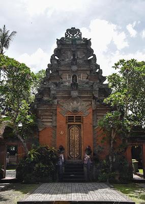 ubud palace,  峇里, bali, 烏布皇宮