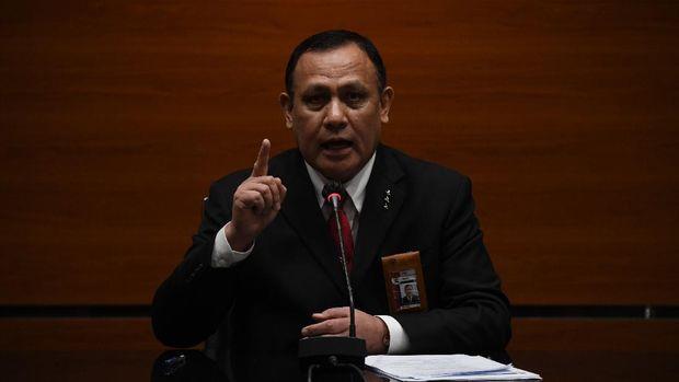 """Pesan KPK kepada Para Istri Pejabat: Bisikin Suami Kalian, """"Jangan Korupsi, Ingat Keluarga!"""""""
