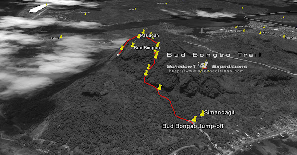 Bud Bongao Trail - Schadow1 Expeditions