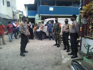 Operasi Mantap Praja, Polres Pelabuhan Amankan Kampanye Paslon Walikota