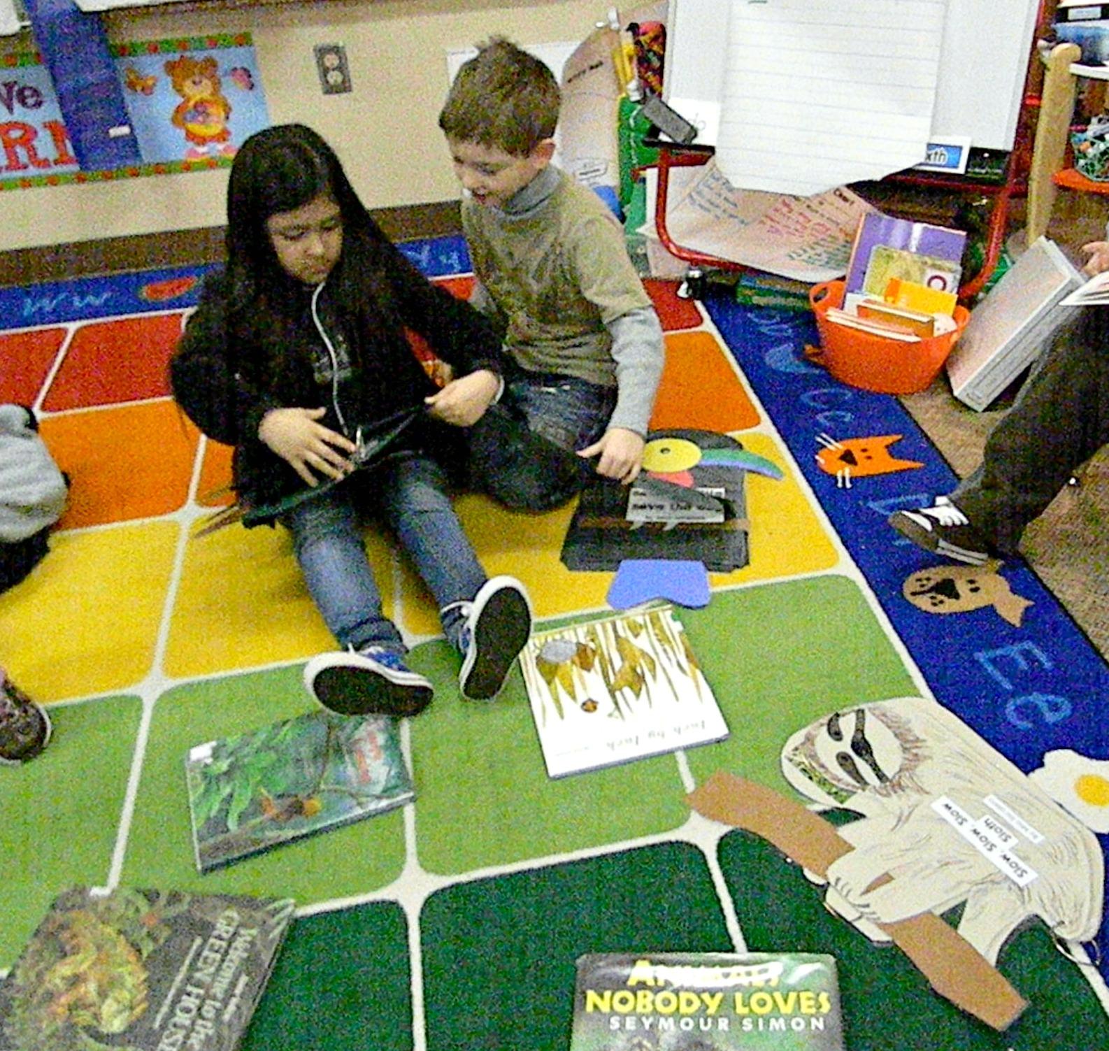 Extended Day Kindergarten The Rainforest